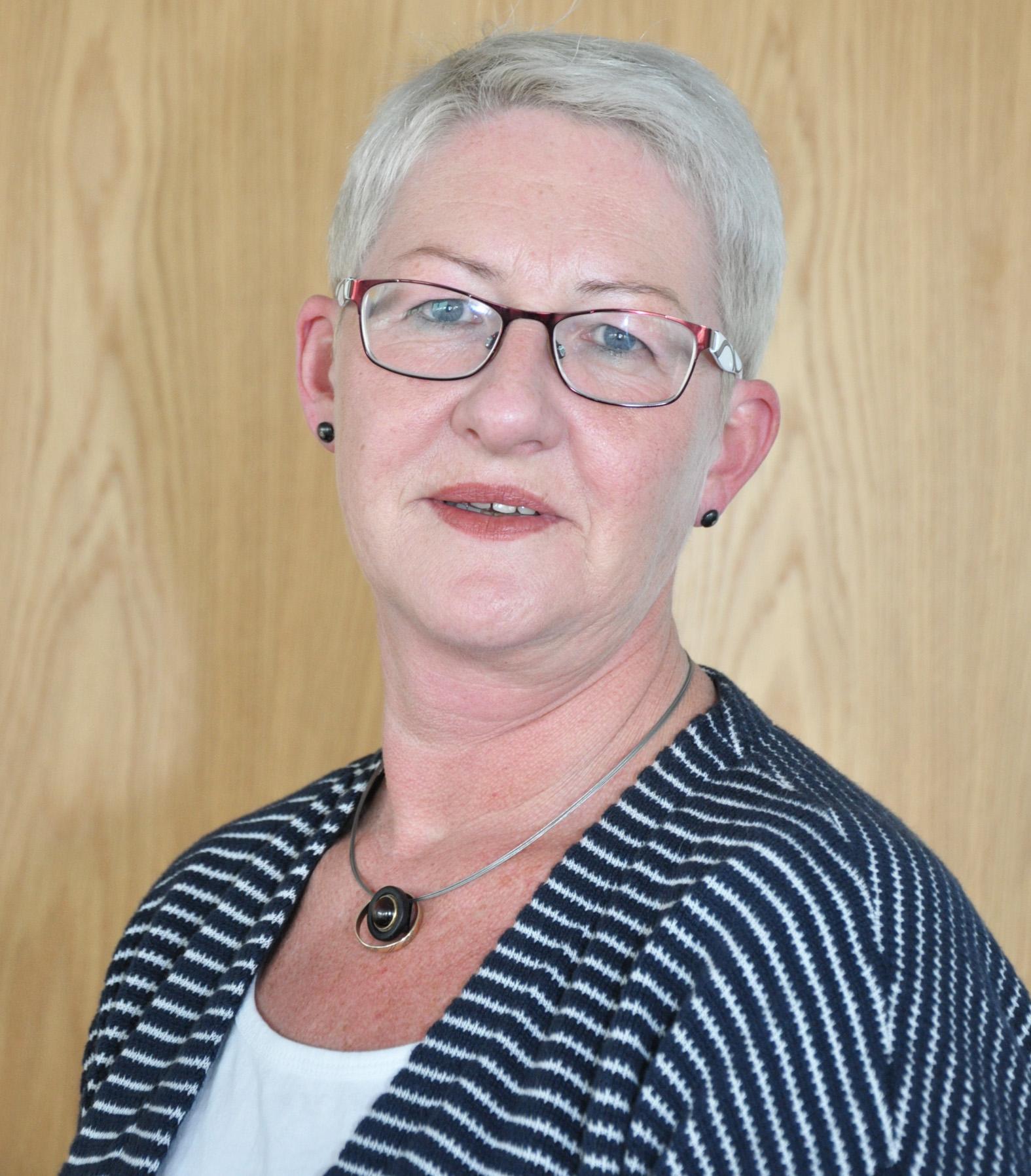 Seniorenzentrum Wiblingen, Pflegedienstleitung, Herta Keul