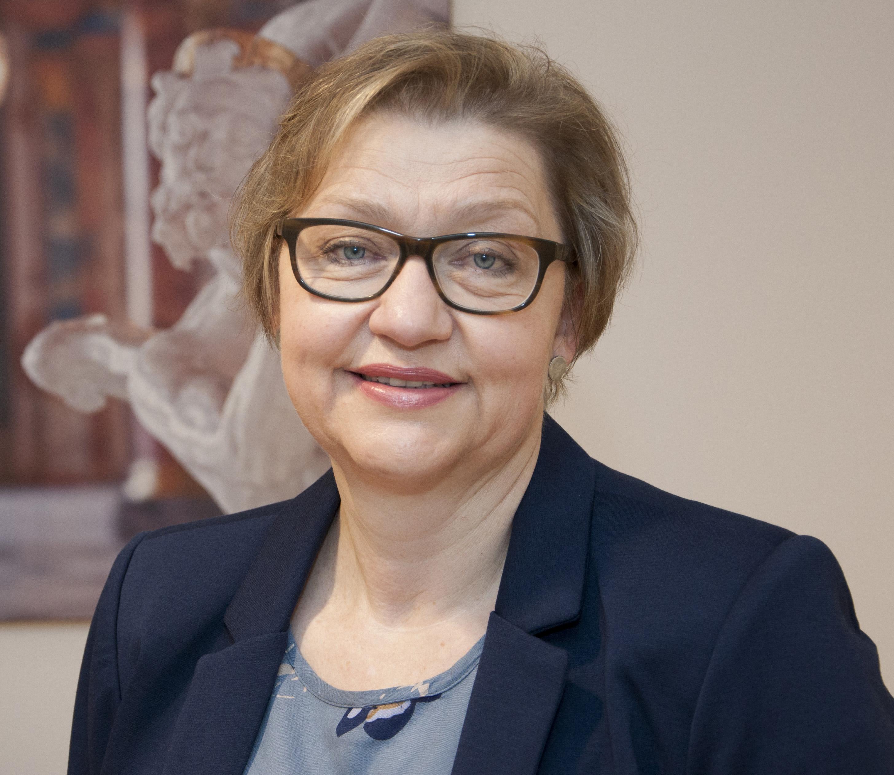 Seniorenzentrum Wiblingen, Präsenzkräfteleitung, Gabriele Menz-Duchon