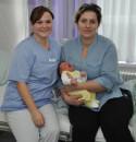 Bettina mi Mama und Kinderkrankenschwester