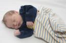 Frauenklinik Ehingen, das 700ste Baby des Jahres heißt Xaver-Anton
