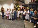 Weihnachtsspiel im Seniorenzentrum Ehingen