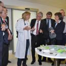 CDU Fraktion im Gesundheitszentrum Ehingen - Herzkatheterlabor Bild 2