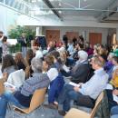 Viel Applaus beim Konzert der Jugendmusikschule im Gesundheitszentrum Ehingen
