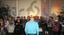 Liedertafel singt im Ehinger Gesundheitszentrum