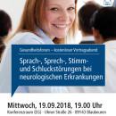 Gesundheitsforum Blaubeuren, September 2018