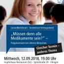 Gesundheitsforum Ehingen, September 2018