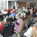 Akkordeonorchester Schelklingen im Ehinger Gesundheitszentrum