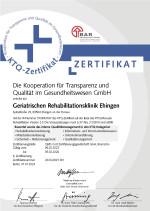 2020 Zertifikat Geriatrie