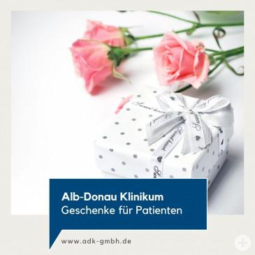 Geschenke für Patienten